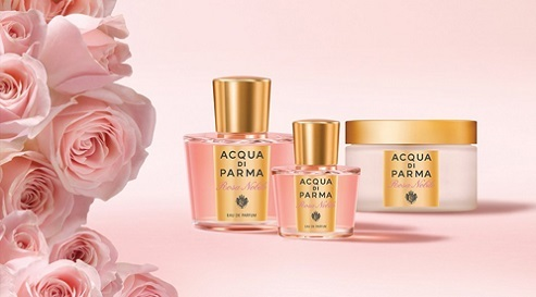Acqua di Parma Rosa Nobile Leather Purse Spray