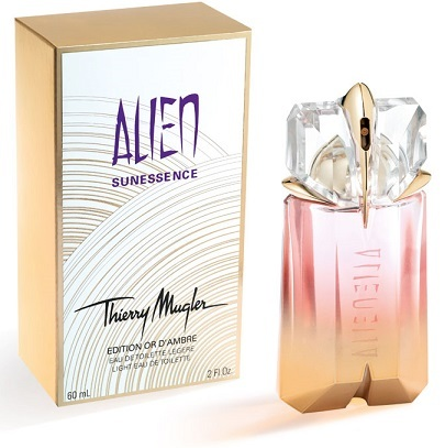 Thierry Mugler Alien Sunessence Edition Limitee 2011 Or D'Ambre