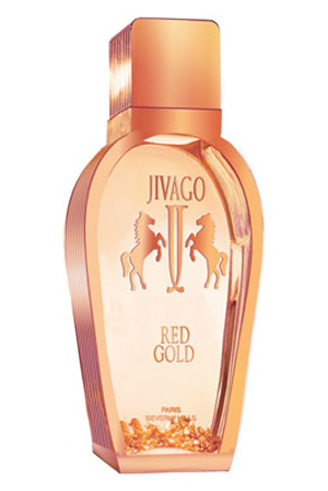 Jivago Rose Gold and Red Gold