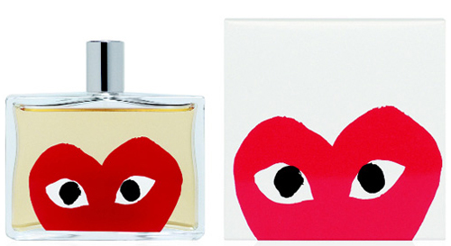 Comme des Garcons Play Series: Red
